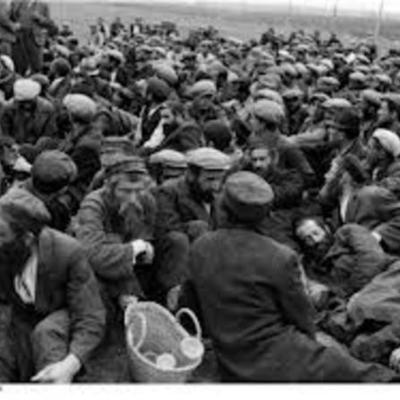 Jewish Ghettos and Liquidation timeline
