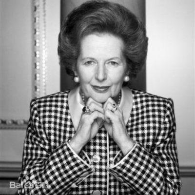 The Iron Lady timeline