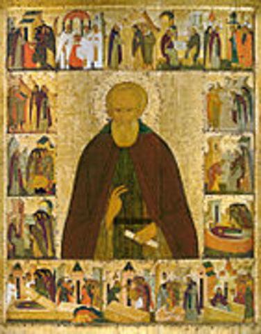 Роспись Дионисия