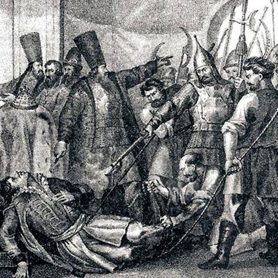 Крестьянские восстания, проходившие в Московском государстве и Российской империи в течение 17-18 веков.  timeline