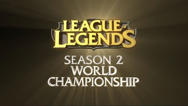 League of Legends Season 2 World Championship