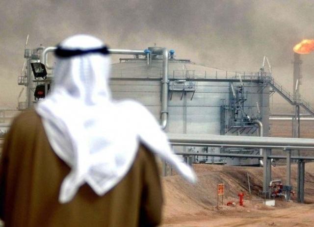 Начало добычи нефти