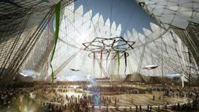 Открытие Экспо-2020