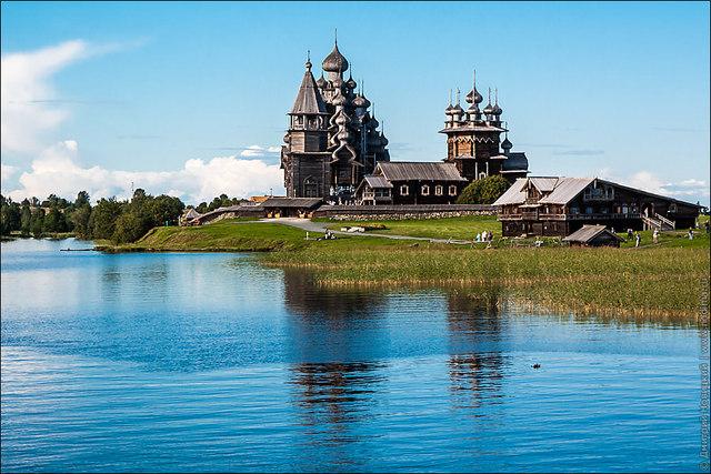 Кижский погост в Списке Всемирного наследия ЮНЕСКО