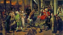 Крестьянские восстания в Московском государстве и Российской империи в XVII-XVIII веках timeline