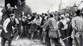 Крестьянские восстания в Московском государстве и Российской империи в 17-18 веках timeline