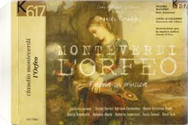 Monteverdi, ,,Orfeo''
