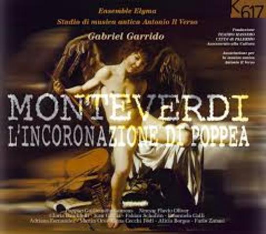 Monteverdi, ,,L'incoronazione di Poppea''