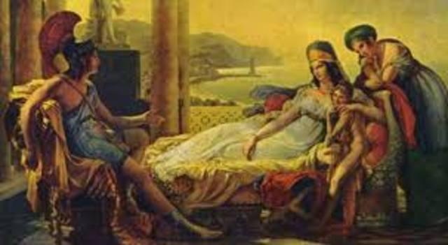 Henry Purcell, ,,Eneasz i Dydona''