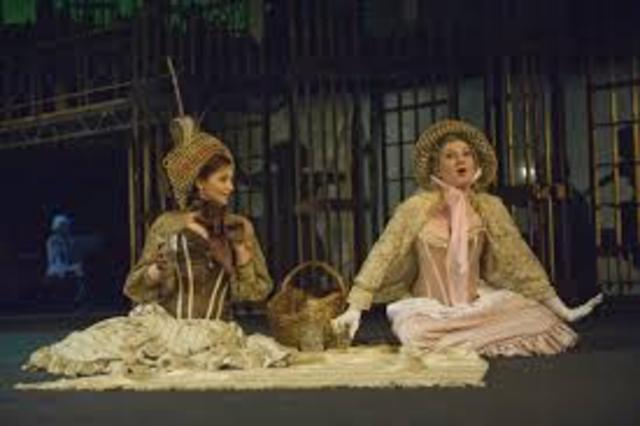 John Gay, ,,Opera żebracza''