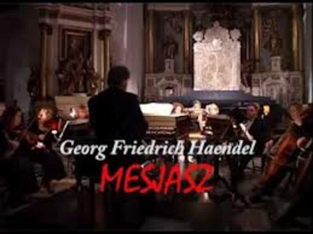 Geoorg Friedrich Handel, ,,Mesjasz''