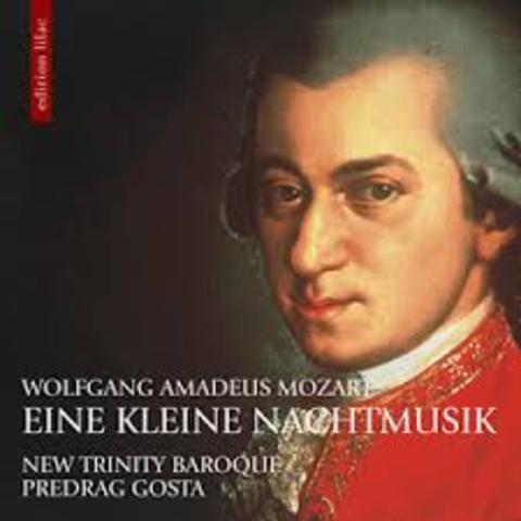 Mozart, ,,Eine kleine Nachtmusik''