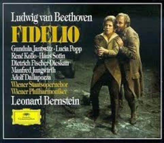 Beethoven, ,,Fidelio''