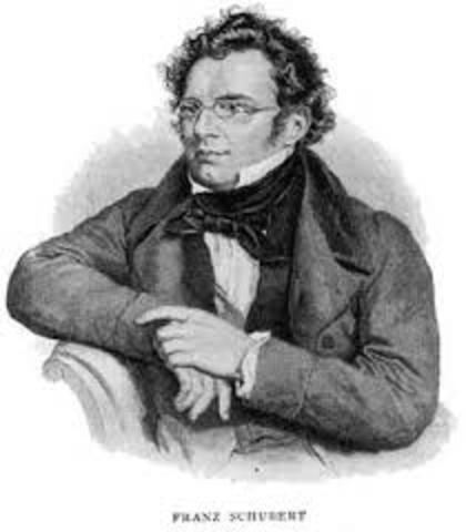 Franz Schubert, kwintet fortepianowy z wriacjami na tematt piesni ,,Pstrąg''