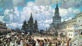 Московская русь timeline