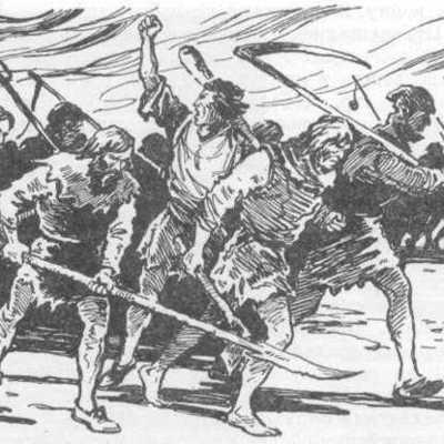 Крестьянские восстания 17-18век timeline