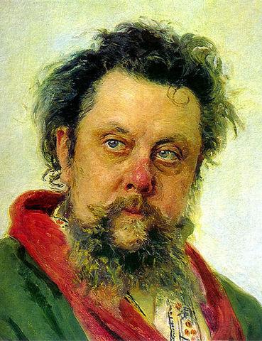 Modeste MOUSSORGSKI (1839-1881)