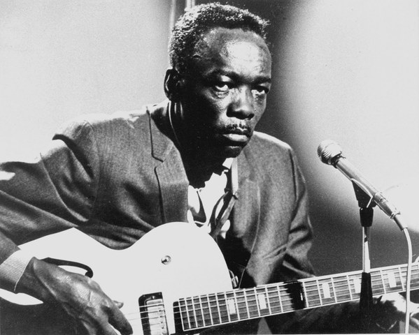 John Lee Hooker Detroit Years