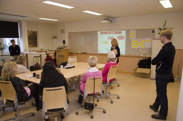 Uppstart Almåsskolan