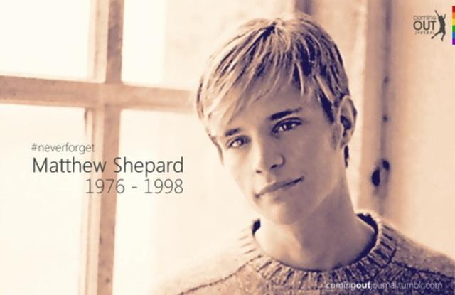Matthew Shepard Murdered