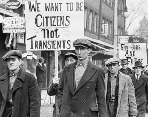 Great Depression in the United States