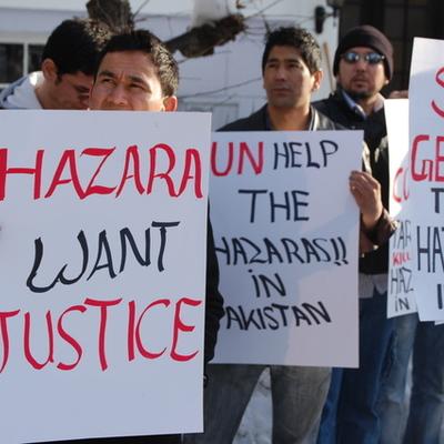 Afgan/Hazara - Timeline