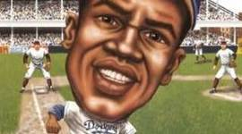 Who Was Jackie Robinson?  By Gail Herman; Illustrated by John O'Brien timeline