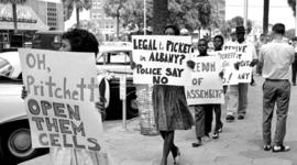 Georgia Civil Rights Era timeline