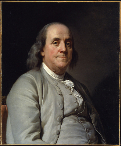 Benjamin Franklin was born