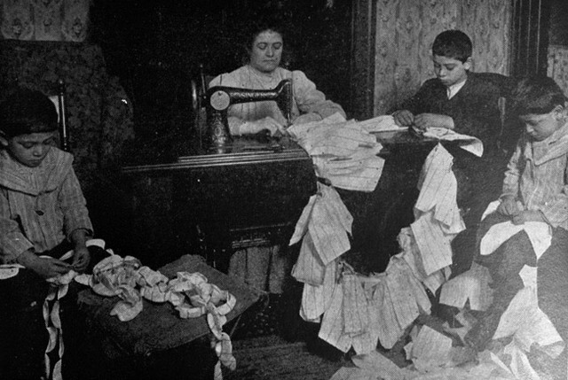 what happened at the triangle shirtwaist factory
