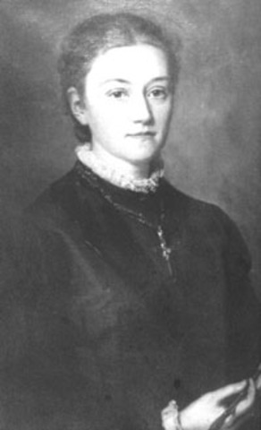 Agnes Pockels was born