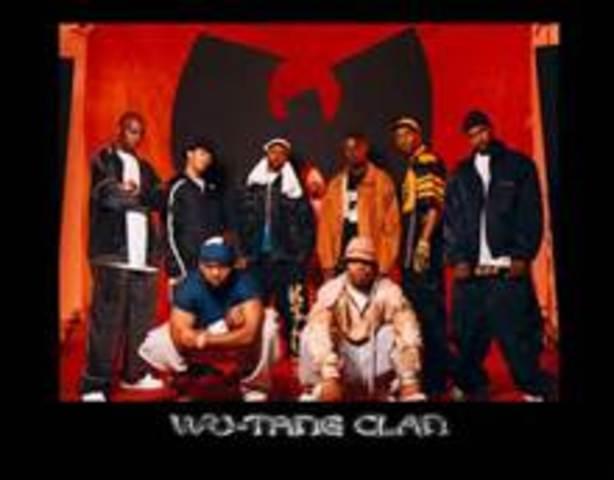 (12) Wu Tang Clan