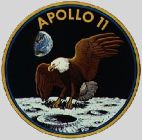 Apollo 11- the first man on the moon!