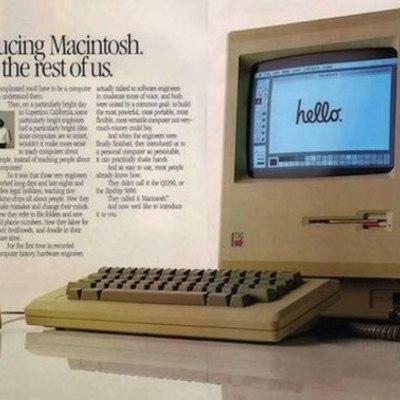 Эволюция компьютеров Macintosh timeline