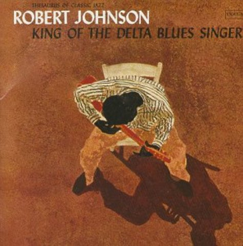 First recording session of Robert Johnson