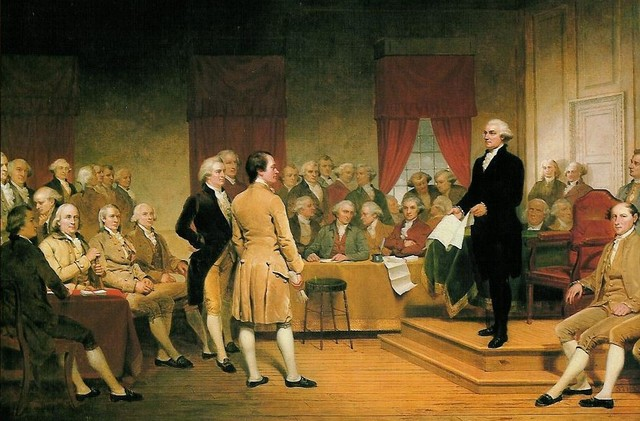 The Constitutional Convection