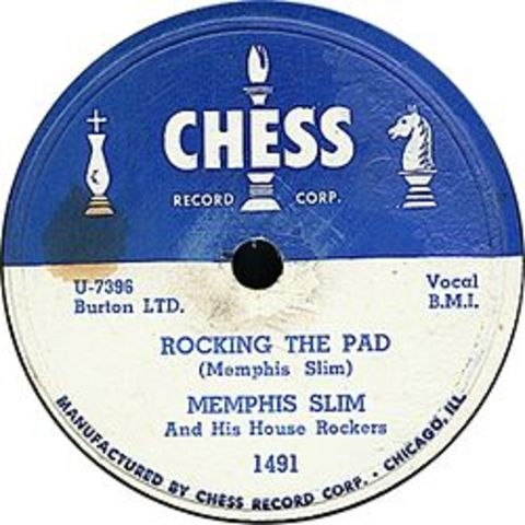 Chess Record was founded