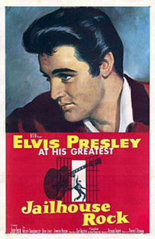 Jailhouse Rock - one of most important movies of Elvis