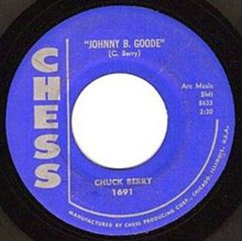 Chuck Berry's Johnny B. Goode