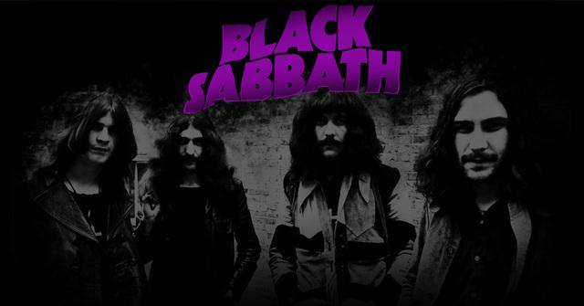4.1 BLACK SABBATH