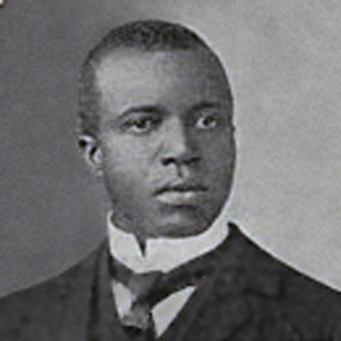 Scott Joplin's born