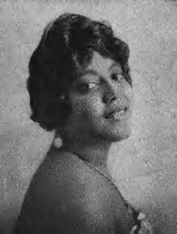 Mamie Smith's born