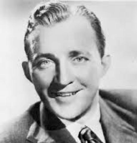 Bing Crosby born
