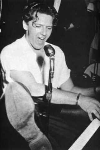 Jerry Lee Lewis born