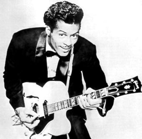Chuck Berry born