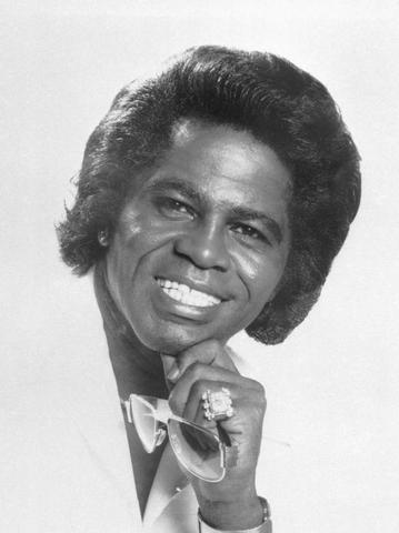 James Brown born