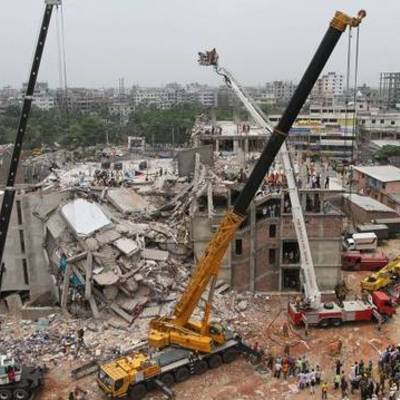 Rana Plaza rescue operation day-by-day timeline