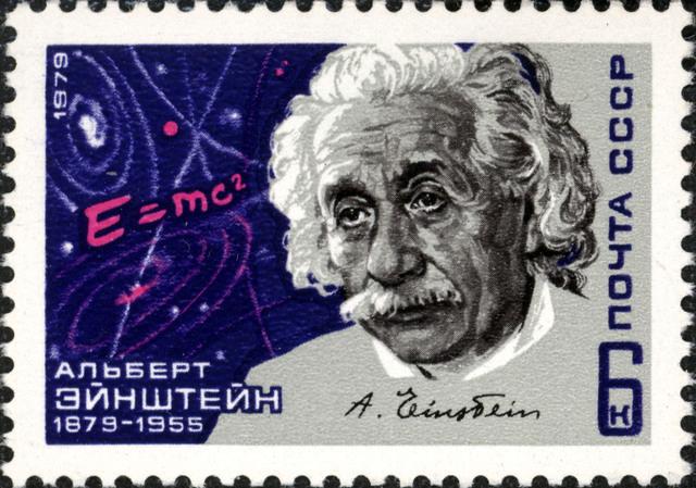 100 year anniversary of Einstein's birth.