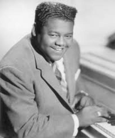 Fats Domino first rock'n'nroll
