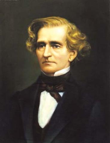 Hector Berlioz born